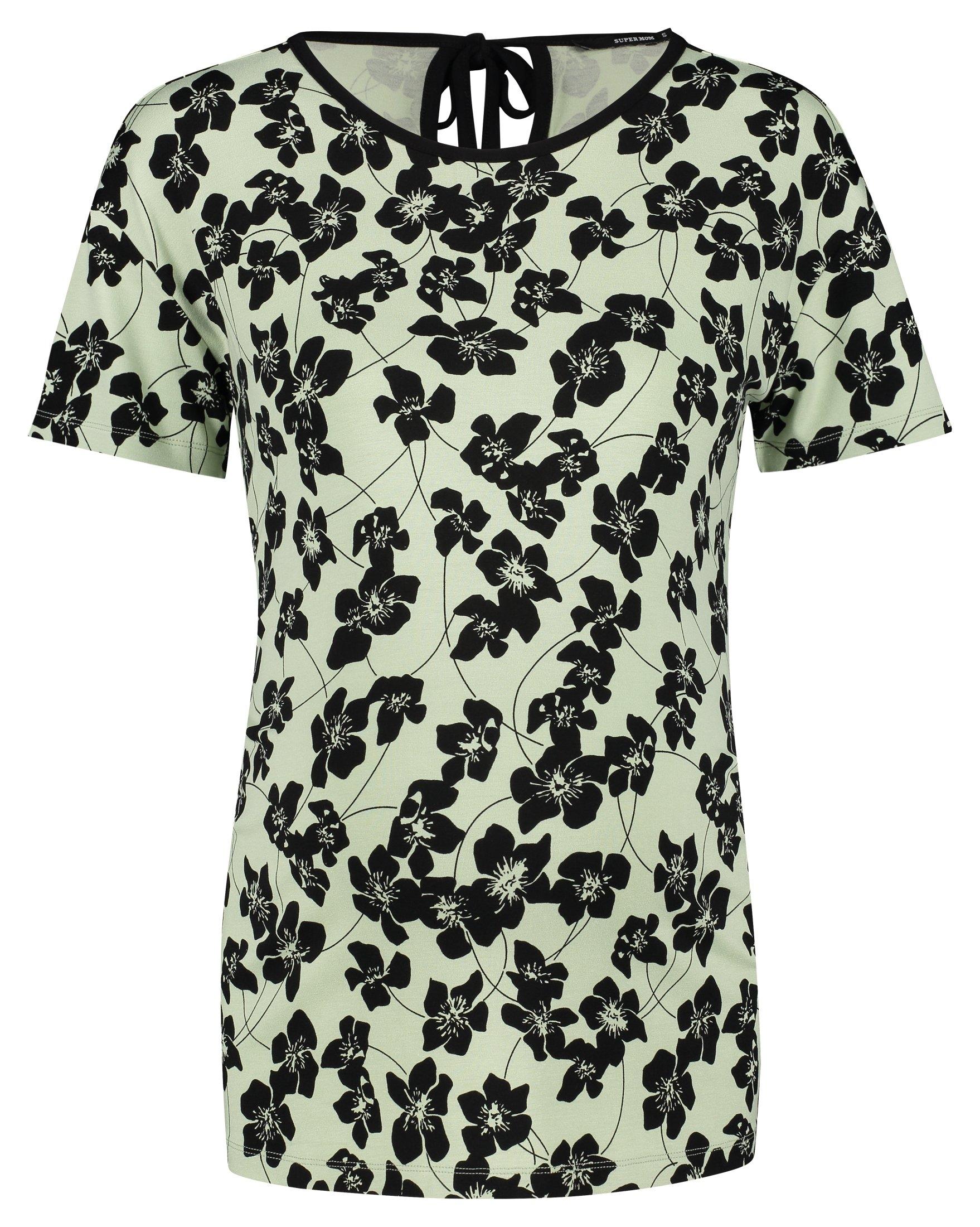 Supermom t-shirt »Green Flower« goedkoop op otto.nl kopen