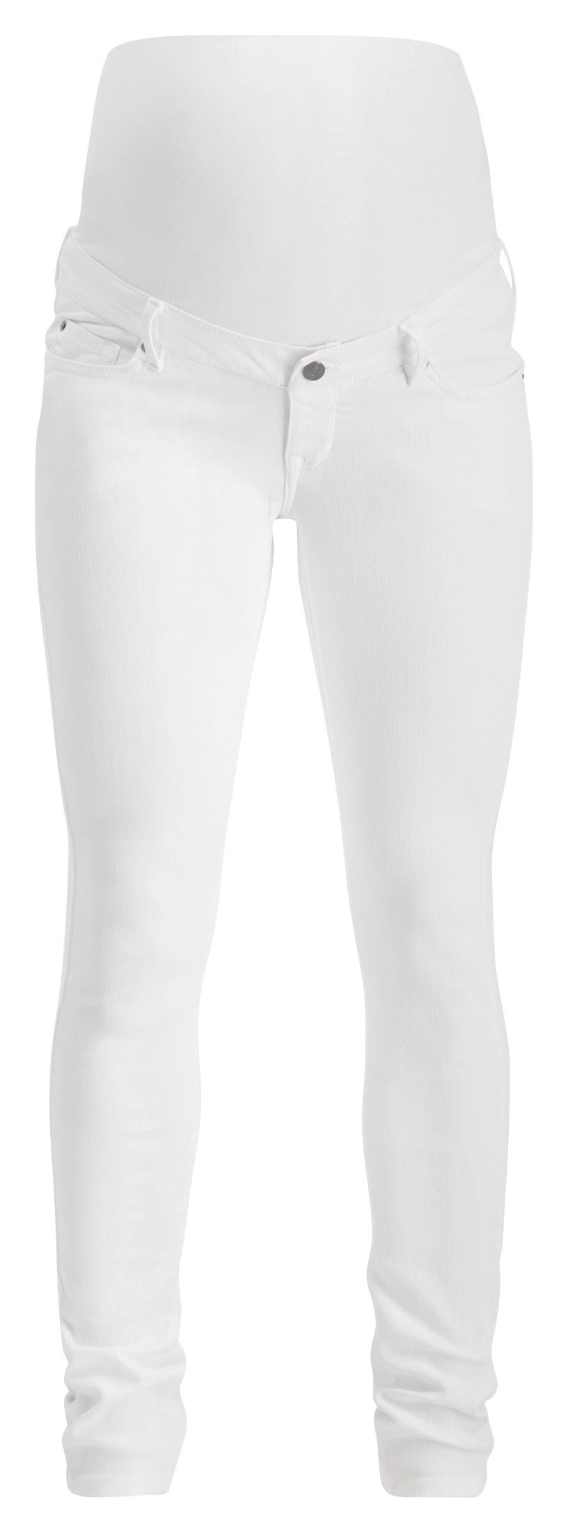 Noppies Skinny trousers Romy – Maternity clothes Every Day White
