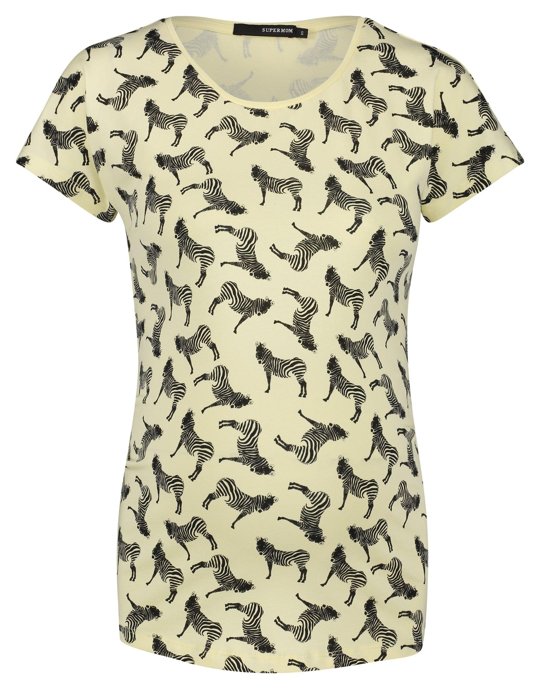 Supermom t-shirt »Zebra« - gratis ruilen op otto.nl