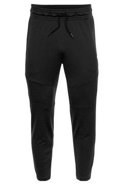 puma trainingsbroek »train tapered knit pant« zwart