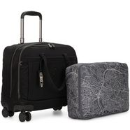kipling business-trolley zwart