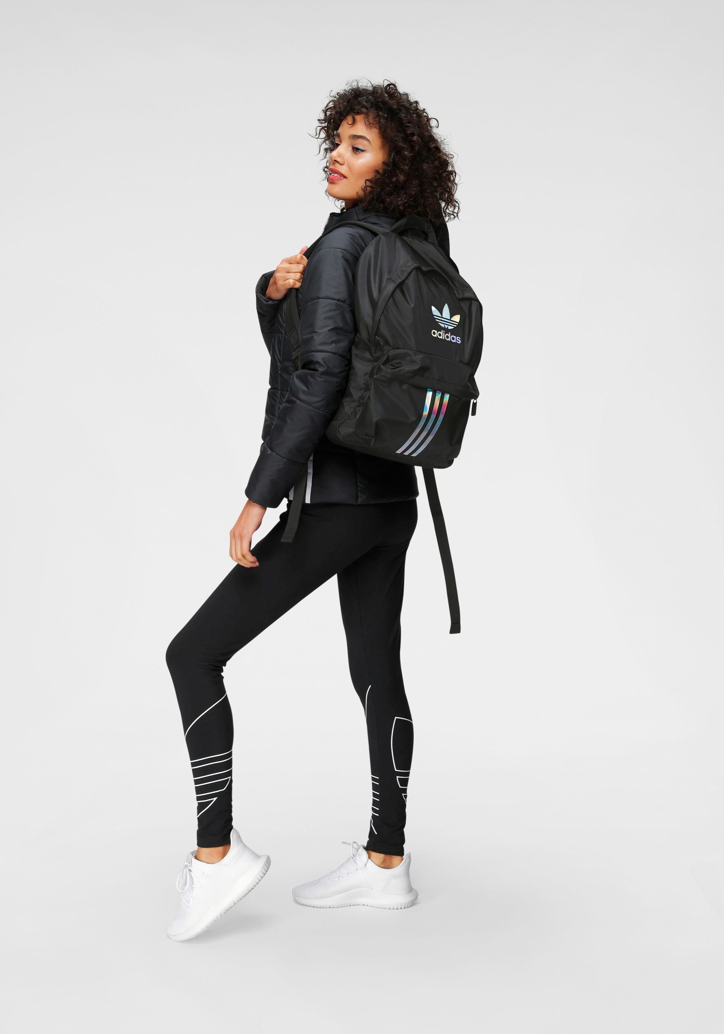adidas Originals gewatteerde jas »SLIM JACKET«