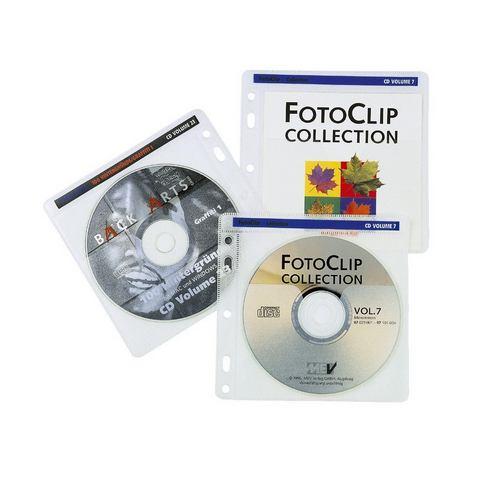 Hama HAMA CD ROM POCKETS 100