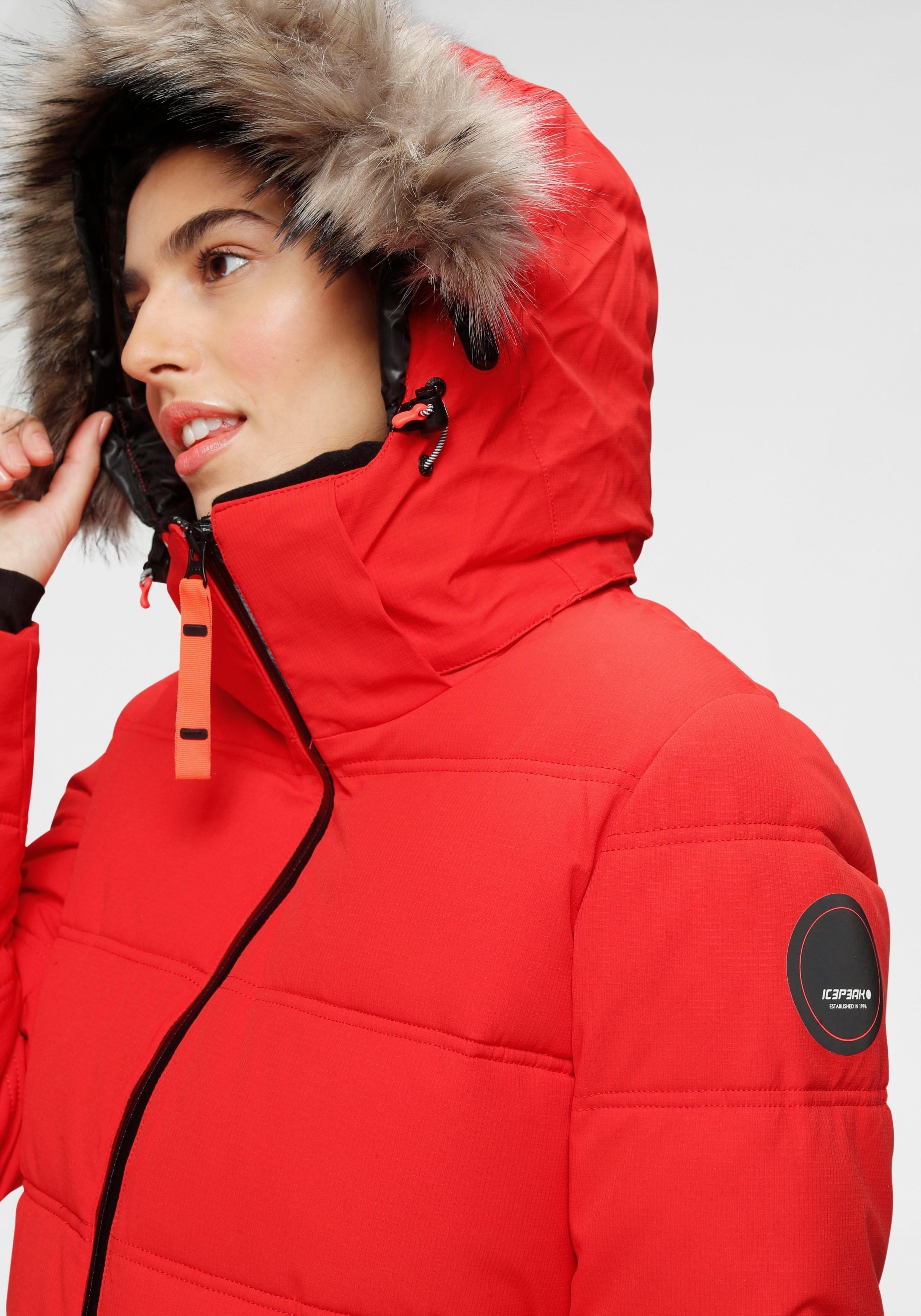 Op zoek naar een ICEPEAK doorgestikte jas »BRILON«? Koop online bij OTTO