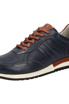 sioux sneakers »rojaro-707« blauw