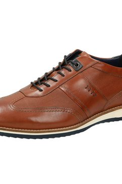 sioux sneaker »quintero-702« bruin