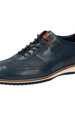 sioux sneaker »quintero-702« blauw