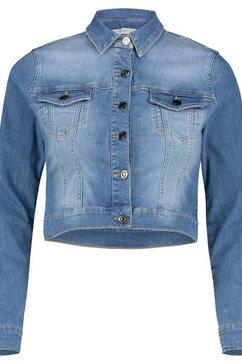 noppies jeansjack »baukje« blauw