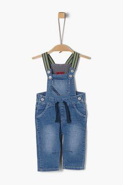 s.oliver babyjeans blauw