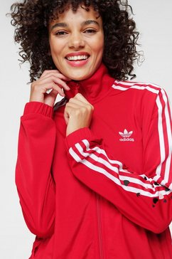 adidas originals trainingsjack »track top« rood