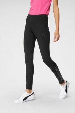 puma legging »ka leggings« zwart