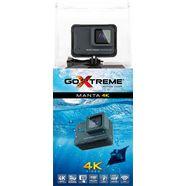 goxtreme »goxtreme manta 4k« action cam (4k ultra hd, wlan (wi-fi)) zwart
