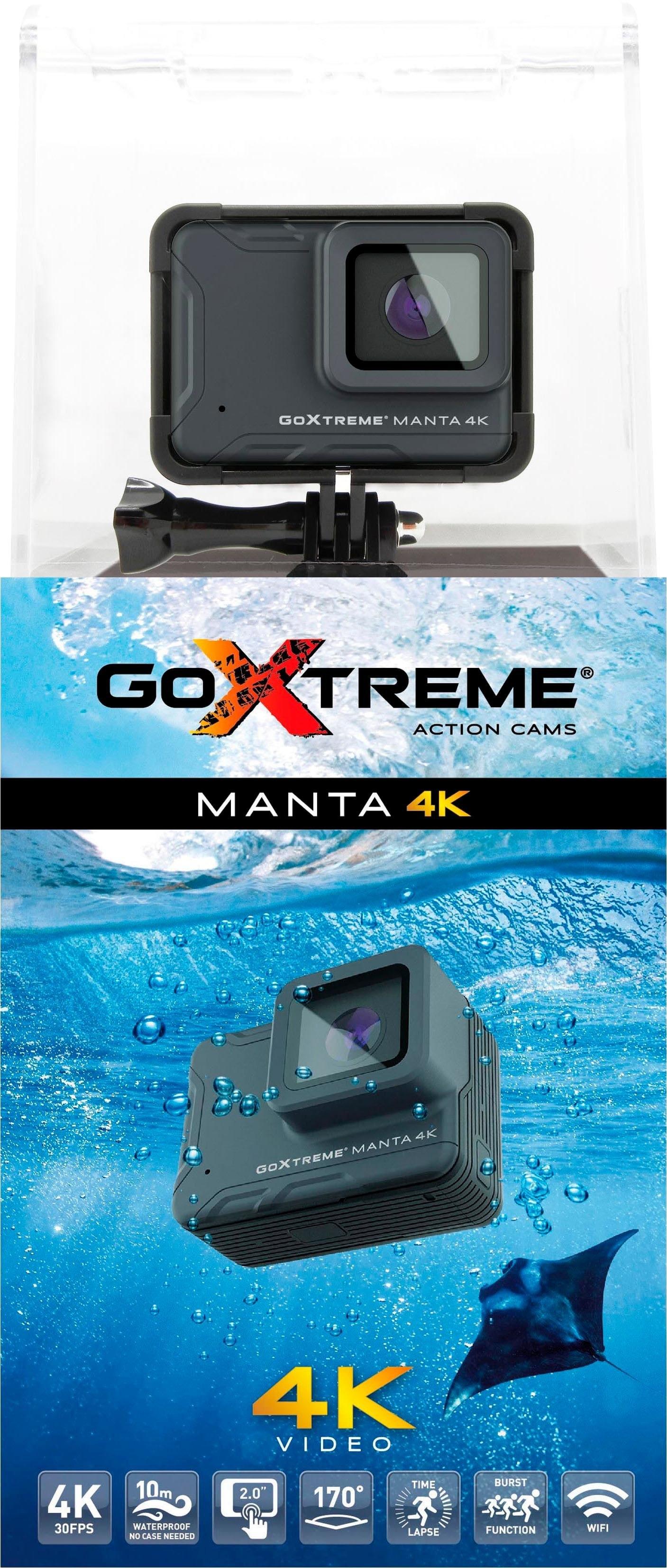 Goxtreme »Goxtreme® Manta 4K« Action Cam (4K Ultra HD, WLAN (Wi-Fi)) - gratis ruilen op otto.nl