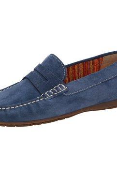 sioux instappers »carmona-700« blauw