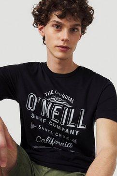 o'neill t-shirt »lm muir« grijs