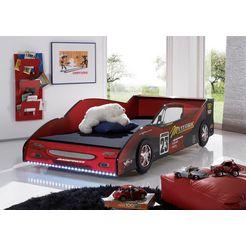 autoledikant rood