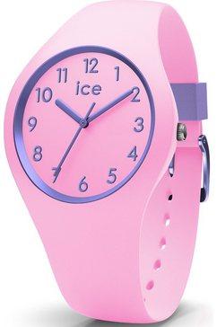 ice-watch kwartshorloge »ice ola kids, 014431« roze