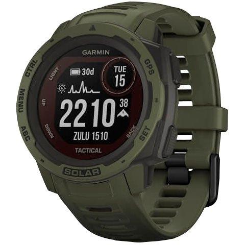 Garmin smartwatch Instinct Solar Tactical Edition nu online kopen bij OTTO