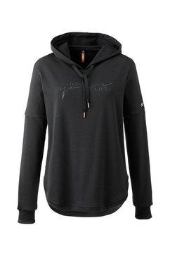 deproc active hoodie »vernon women« zwart