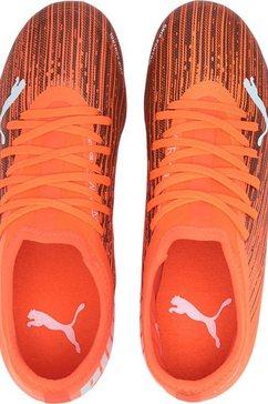puma voetbalschoenen »ultra 3.1 fg-ag jr« oranje