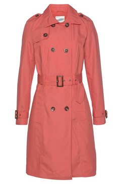 soyaconcept trenchcoat »lora5« rood