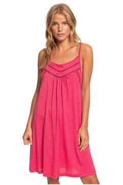 roxy zomerjurk »rare feeling« roze