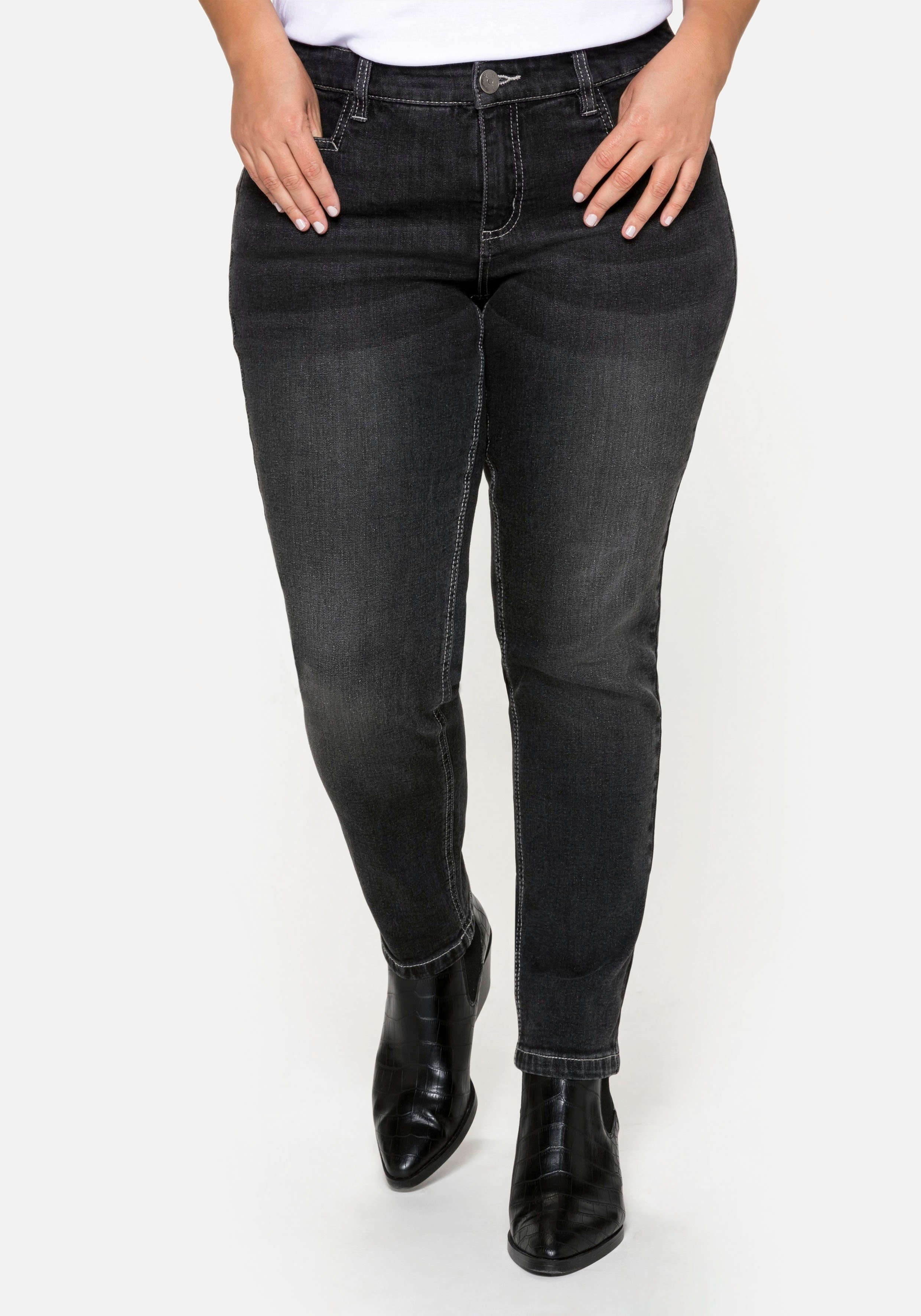 Sheego stretch jeans bij OTTO online kopen