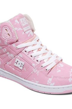 dc shoes hoge schoenen »pure tx se« roze