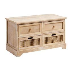 meubelen bank bruin