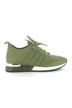 la strada sneakers met sleehak »fashion sneaker« groen