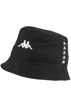 kappa vissershoed »hat« zwart