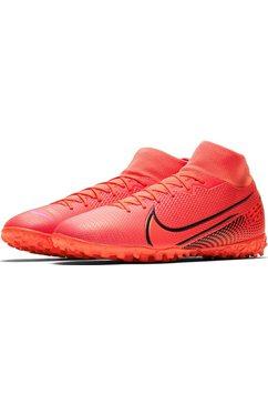 nike voetbalschoenen »mercurial superfly 7 academy tf« rood