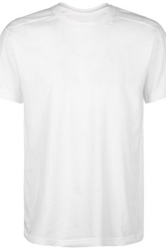 adidas performance t-shirt »must haves plain« wit