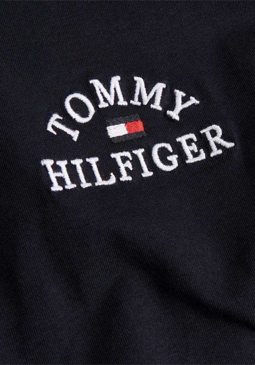 Tommy Hilfiger T-shirt »TOMMY HILFIGER ARCH TEE« - gratis ruilen op otto.nl