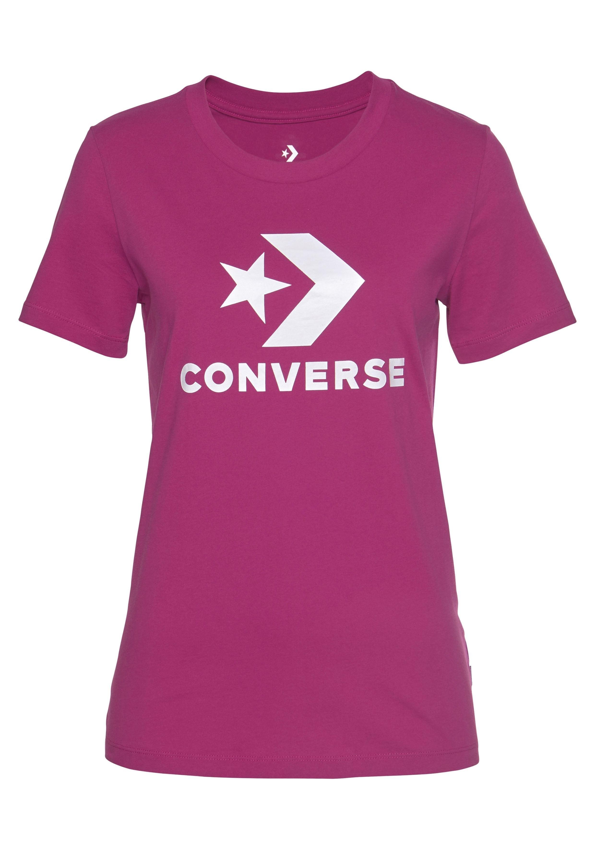 Converse T-shirt »STAR CHEVRON CENTER FRONT TEE« voordelig en veilig online kopen