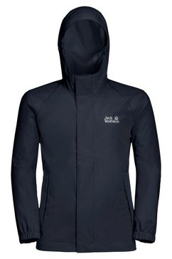 jack wolfskin functioneel jack »tucan jacket kids« blauw