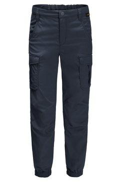 jack wolfskin functionele broek »treasure hunter pants kids« blauw