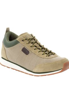 jack wolfskin sneakers »mountain dna low m« beige
