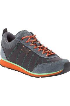 jack wolfskin sneakers »mountain dna low m« grijs