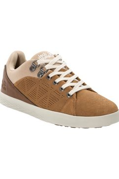 jack wolfskin sneakers »auckland low w« bruin