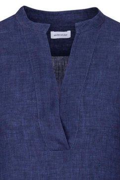 seidensticker blousejurkje blauw