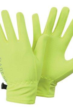 dare2b multisporthandschoenen »kinder chimerical grip handschuhe« geel