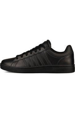 k-swiss sneakers »court winston« zwart