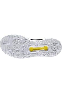 adidas originals sneakers »zx flux j« zwart