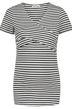 noppies voedings t-shirt »bente« wit