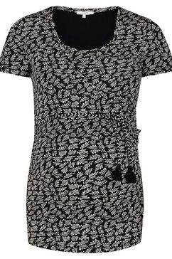 noppies voedings t-shirt »becca« zwart