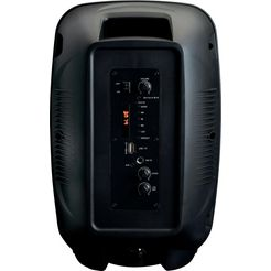 lenco luidspreker-systeem »bt-272« (bluetooth, 20 watt) zwart