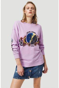 o'neill sweatshirt »ohlone« paars