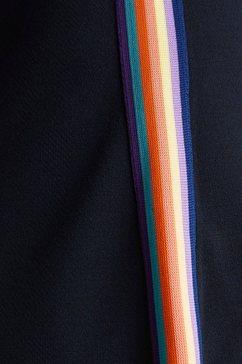 edc by esprit jerseyjurk blauw