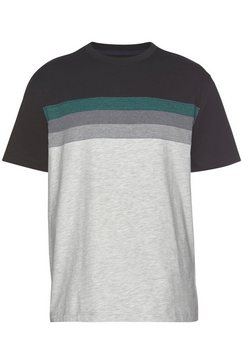man's world t-shirt grijs